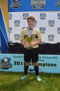 Nicholas Faith's Men's Soccer Recruiting Profile