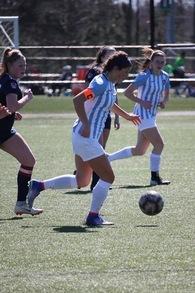 Maria Holland's Women's Soccer Recruiting Profile