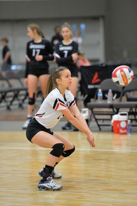 Hannah Kuecker's Women's Volleyball Recruiting Profile