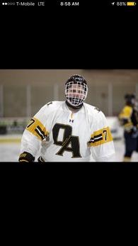Bailey Barrett's Men's Ice Hockey Recruiting Profile