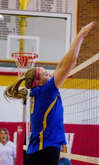 Jessica Brewer's Women's Volleyball Recruiting Profile