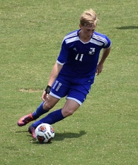 Joshua Kirkland's Men's Soccer Recruiting Profile