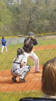 Jamal Antone's Baseball Recruiting Profile