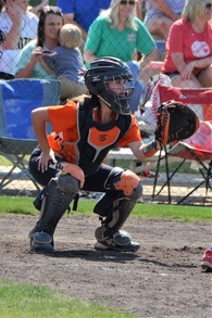 Morgan Brunson's Softball Recruiting Profile