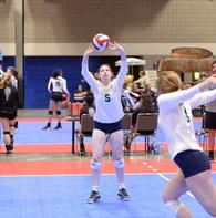 Lauren Rose's Women's Volleyball Recruiting Profile