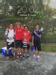Quinn McLeod's Men's Tennis Recruiting Profile