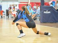 Raya George's Women's Volleyball Recruiting Profile
