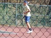 Maximus Rosario's Men's Tennis Recruiting Profile