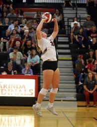 Teya Stickler's Women's Volleyball Recruiting Profile