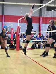 Jordan Novy's Women's Volleyball Recruiting Profile