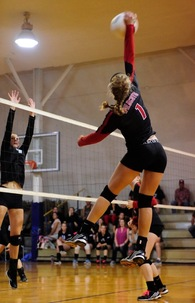 Kallie Cathcart's Women's Volleyball Recruiting Profile