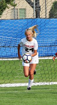 Morgan Christensen's Women's Soccer Recruiting Profile