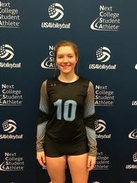 Katie Dawson's Women's Volleyball Recruiting Profile