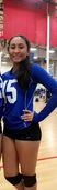 Kimberly Flores Women's Volleyball Recruiting Profile