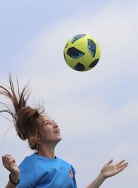 Danielle Rotenberg's Women's Soccer Recruiting Profile