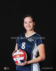Alexandra Cardona's Women's Volleyball Recruiting Profile