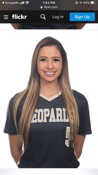 Alexis Hamilton's Softball Recruiting Profile