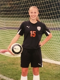 Halle McCormick's Women's Soccer Recruiting Profile