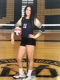 Jennifer Soto's Women's Volleyball Recruiting Profile