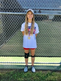 Rylie Helm's Women's Tennis Recruiting Profile