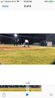Dylan Bush's Baseball Recruiting Profile