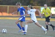 Shyanne Seymour's Women's Soccer Recruiting Profile