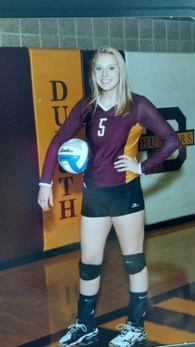 Caitlin Schneeweis's Women's Volleyball Recruiting Profile