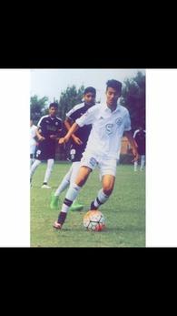 Alexis Delgado's Men's Soccer Recruiting Profile