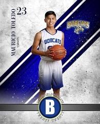 Mauricio Toledo's Men's Basketball Recruiting Profile