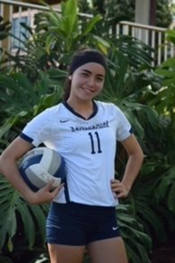 Jolei Akima's Women's Volleyball Recruiting Profile