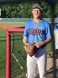 James Adcox's Baseball Recruiting Profile