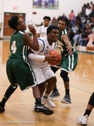 Keshawn Washington's Men's Basketball Recruiting Profile