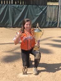Mary Lindsey Harris's Softball Recruiting Profile