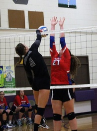 Lezlie Hauck's Women's Volleyball Recruiting Profile