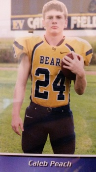 Caleb Peach's Football Recruiting Profile