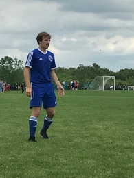 Hunter Hill's Men's Soccer Recruiting Profile