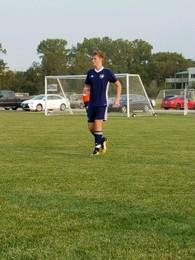 Gabe Greiman's Men's Soccer Recruiting Profile