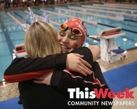 Jordan Aurnou-Rhees's Women's Swimming Recruiting Profile