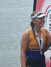 Lucy Stevens's Women's Rowing Recruiting Profile