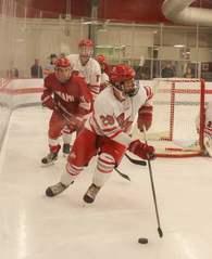 Daniel Smith's Men's Ice Hockey Recruiting Profile