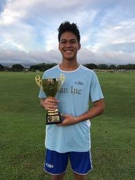Nicholas Gaston's Men's Soccer Recruiting Profile