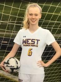 Lauren Keith's Women's Soccer Recruiting Profile