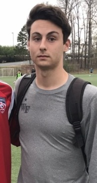 Dylan Dickens-Bosch's Men's Soccer Recruiting Profile