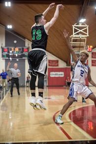 Trevian Grenon's Men's Basketball Recruiting Profile