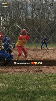 Ianna Young's Softball Recruiting Profile