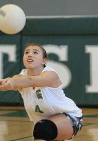 Kassi Large's Women's Volleyball Recruiting Profile
