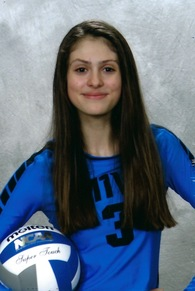 Montserrat Caride's Women's Volleyball Recruiting Profile