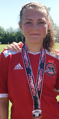 Audrey Miller's Women's Soccer Recruiting Profile