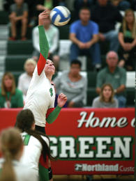 Oksana Kroese's Women's Volleyball Recruiting Profile