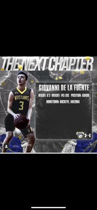 Giovanni De La Fuente's Men's Basketball Recruiting Profile